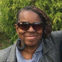 photo: woman in sunglasses